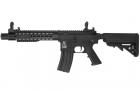 Colt M4 Keymod silencer Black full métal 1,2 J
