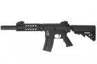 Colt M4 Silent ops Black  full métal 1,2 J