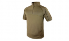 Combat Shirt short sleeve Tan CONDOR