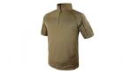 Combat Shirt short sleeve Tan CONDOR