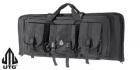 combat web 38 gun case black utg 1