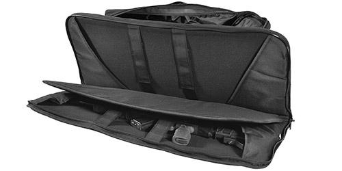 combat web 38 gun case black utg 3