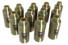 Coques pour grenade CO2 x12 Tan Thunder-B