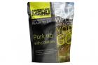 Côtelette de porc aux pommes de terre bouillies