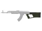 Crosse SR-Q OD pour AK GBBR SRU