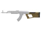 Crosse SR-Q Tan pour AK GBBR SRU