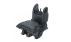 Mire airsoft CXP Front Flip-Up Sight Black ICS