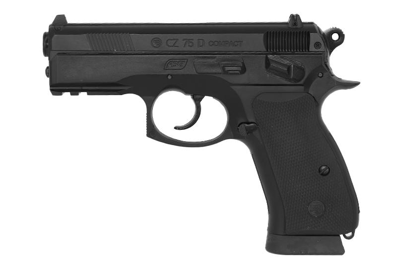 CZ75 D Compact CO2 ASG