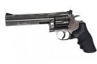 """Réplique airsoft GBB sous licence officielle DAN WESSON 715 6"""" Revolver Noir ASG CO2"""