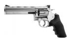 """DAN WESSON 715 6\"""" Revolver Silver ASG CO2"""