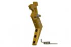 Détente aluminium CNC pour M4 Style A DE Maxx Model