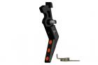 Détente aluminium CNC pour M4 Style A Noir Maxx Model