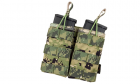 Double M4 Mag Pouch AOR2 FLYYE