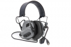 Earmor Tactical Hearing Protection Ear-Muff - Gray
