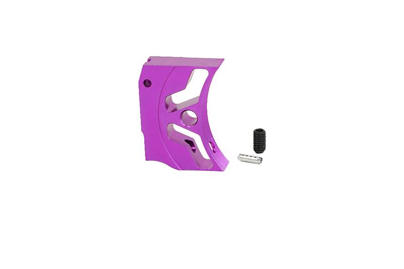EDGE Aluminum Trigger Type 3 for Hi-CAPA/1911 (Purple)