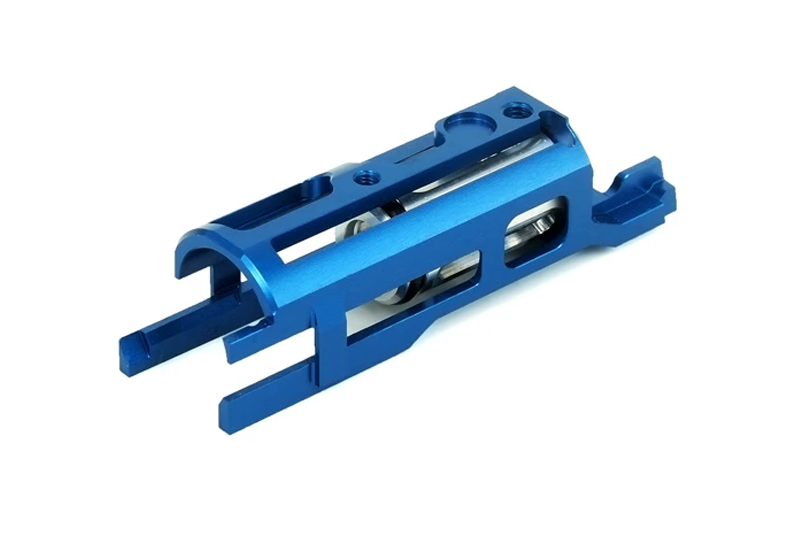 EDGE Custom Aluminum Blowback Housing Ver.2 for Hi-CAPA/1911 (Blue)