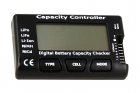 EMERSON LCD Battery Voltage Capacity Detector