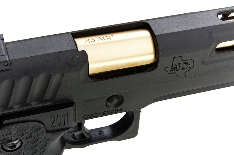 EMG / STI International DVC 3-GUN 2011 GBB Pistol