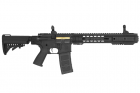 EMG Salient Arms Licensed GRY AR15 (M4) Gen. 2 SBR AEG (Folding Stock) - Black (by G&P)