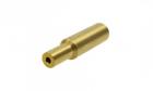 Extension de valve de remplissage ABBEY pour bouteille et chargeur gaz airsoft avec talon.
