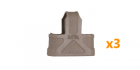 extracteur chargeur magpul original mpo mag001 fde 5 56 x3 pack 1