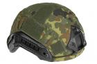 FAST Helmet Cover Invader Gear Flecktarn