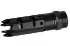 FLASH HIDER (-14mm) FOR M4/M16/SCAR. Steel