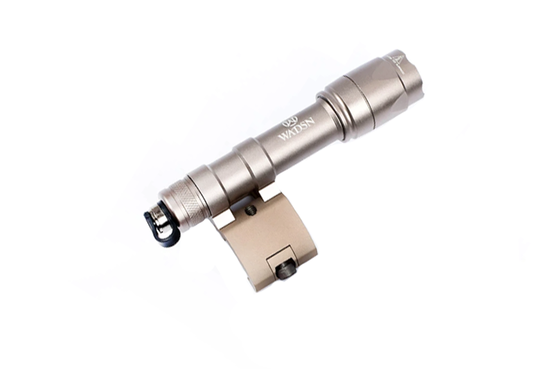 FLASHLIGHT MOUNT WITH M600C AND M300A DE