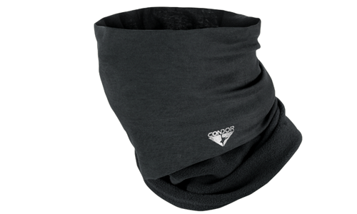 Fleece tours de coup Multi-Wrap Black CONDOR