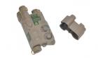 FMA AN/PEQ-16 Battery Case DE