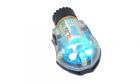 FMA Manta Strobe Bleue Type 2 BK airsoft