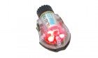 FMA Manta Strobe rouge Type 2 BK airsoft