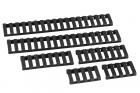 FMA Soft Rail Cover BK