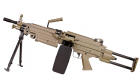 FN M249 PARA Dark Earth metal electrique 6mm