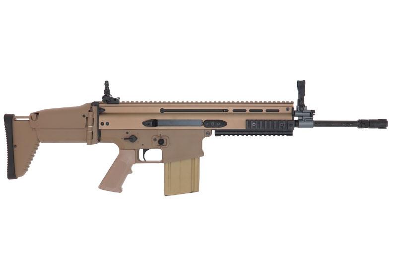 FN Scar-H STD TAN AEG