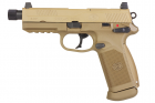 Réplique de poing airsoft FNX.45 Tactical Dark Earth FN HERSTAL Gaz
