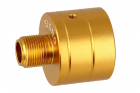 FOR KSC MP9 to -14mm (CNC) < Gold >  2018/04/30 NEW!!!