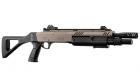"Fusil à pompe FABARM STF/12-11\"" Compact FDE Spring BO-Manufacture"