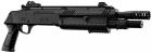 "Fusil à pompe FABARM STF/12-11\"" Short Black Spring BO-Manufacture"
