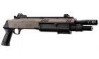 "Fusil à pompe FABARM STF/12-11\"" Short FDE Spring BO-Manufacture"