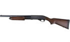 Fusil à pompe airsoft  M870 Wood Stock Gaz de marque Tokyo Marui à gaz