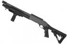 Fusil à pompe VELITES Ferrum S-V Grey SECUTOR Spring