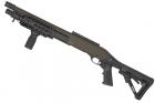 Fusil à pompe VELITES Ferrum S-V OD SECUTOR Spring
