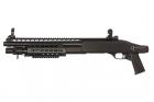 Fusil à pompe VELITES S-II Noir SECUTOR Spring