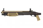 Fusil à pompe VELITES S-II Tan SECUTOR Spring