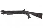 Fusil à pompe VELITES S-XI Noir SECUTOR Spring