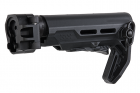 G&P Battery Carry Folding Stock (Viper CQB) For Tokyo Marui & G&P M4 / M16 Metal AEG Series