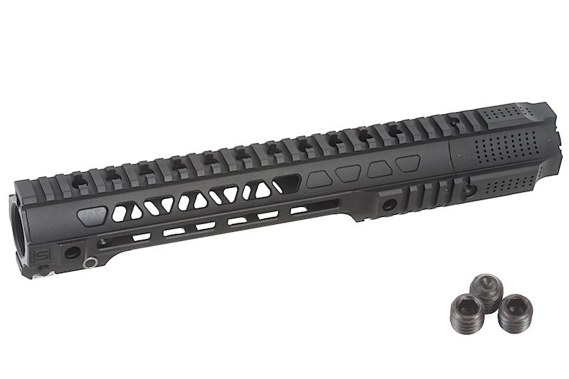 G&P Short Railed Handguard with SAI QD System for Tokyo Marui M4 / M16 Series