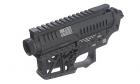 G&P Signature Receiver for Tokyo Marui M4 / M16 & G&P FRS Series - Black