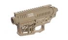 G&P Signature Receiver for Tokyo Marui M4 / M16 & G&P FRS Series - DE